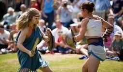 Gladiatrice ? Mais si, c'est possible ! | LVDVS CHIRONIS 3.0 | Scoop.it