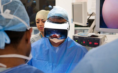 British patient to undergo world's first virtual reality cancer operation | Avatar behaviour and health | Scoop.it