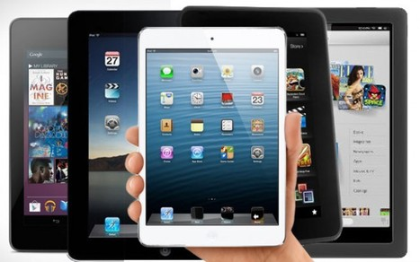 iPad Mini Vs. Google Nexus 7 - TechBeat | Mobile Blending | Scoop.it