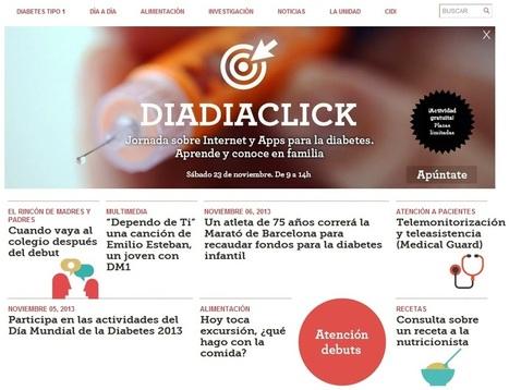 Guiadiabetes, un portal imprescindible para conocer la diabetes tipo 1 | Salud Publica | Scoop.it