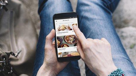 Uber gaat maaltijden leveren in Brussel | Brussels nieuws | Scoop.it