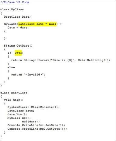 "Digital Forensics Today Blog: EnScript Changes From EnCase Version 6 to Version 7 | ""Computação Forense"" | Scoop.it"