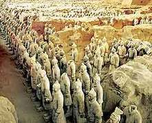 The Mausoleum of the First Emperor of the Qin Dynasty and Terracotta Warriors and Horses | Ancient China | Scoop.it