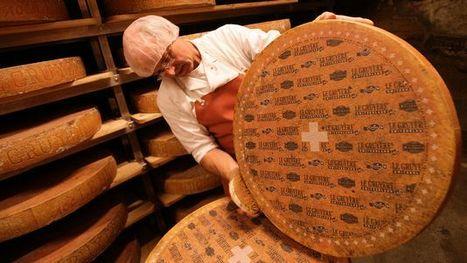 Les Européens plébiscitent toujours les fromages suisses | The Voice of Cheese | Scoop.it