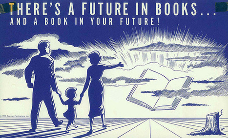 Vintage Ads for Libraries and Reading | The National Centre for Language and Literacy | Scoop.it