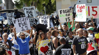 More than half of U.S. fast food workers on public aid, report says | Rights and Liberties | Scoop.it
