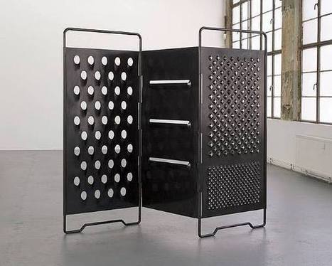 Mona Hatoum: Screen   Art Installations, Sculpture, Contemporary Art   Scoop.it