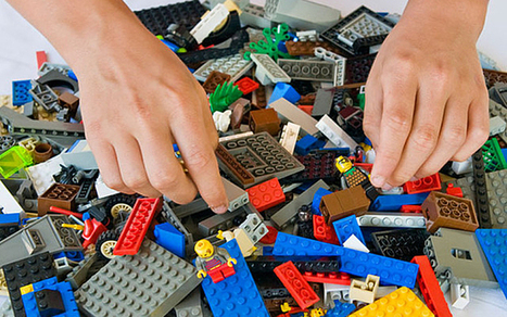 Traditional toys like jigsaws and Lego boost children's problem solving skills | PositivaMente | Scoop.it