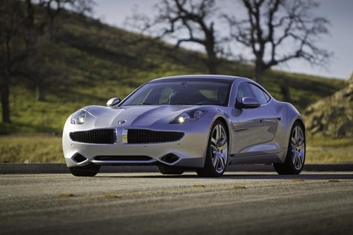 FISKER KARMA LANDS DOUBLE HONORS AT 2011 BBC TOP GEAR AWARDS | 3D Car Shows