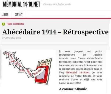 Article du jour (125) : abécédaire 1914 | Au hasard | Scoop.it