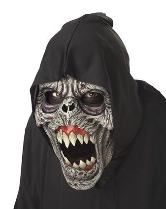 Halloween 2013 California Costumes Men's Night Fiend Mask,Assorted,One Size from California Costumes Sales $ Deals | Halloween Costumes 2013 | Scoop.it