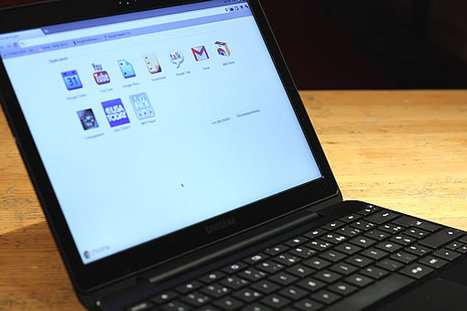 Test du Google Chromebook Samsung Série 5 | toute l'info sur Google | Scoop.it