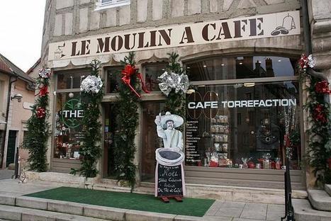 « Le Moulin à café », paradis des cafés et des thés - Info-chalon.com | Grains et Feuilles | Scoop.it