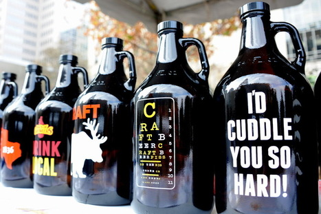 Fill 'er up: 5 Beer Lovers on the Greatness of Growlers | International Beer News | Scoop.it