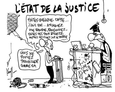 La justice fait pitié | Epic pics | Scoop.it