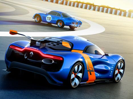 La tendance néo-rétro dans l'automobile: l'art de faire du neuf avec du vieux | Le commerce et marketing dans le monde de l'automobile | Scoop.it