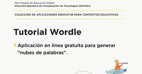 Tutorial Wordle.pdf | Siguiendo a un autor | Scoop.it