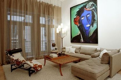 Living Room Category : Charming Living Room Decorating Ideas Small Apartments By Tori Golub, living room ideas for small apartments, ideas for small apartments ~ www.grubtoe.com | Interior Home Design | Scoop.it
