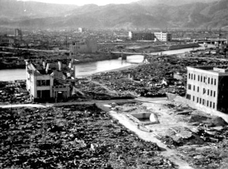 Hiroshima, Nagasaki release Soviet footage of A-bomb damage | Anthropocene, Capitalocene, Chthulucene,  staying with the trouble at Fukushima | Scoop.it