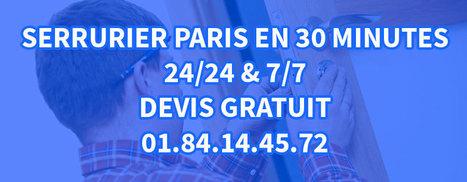 Serrurier Paris - Beauchamps - Artisan en express | Paris Michel Serrurerie | Scoop.it