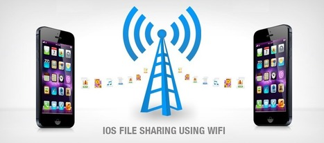 iOS – File Sharing Using WiFi | Mobile Management | Scoop.it