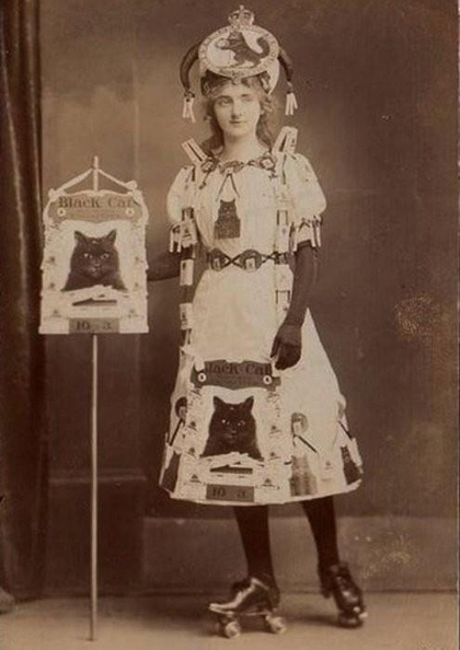 A Black Cats Mystery | Antiques & Vintage Collectibles | Scoop.it