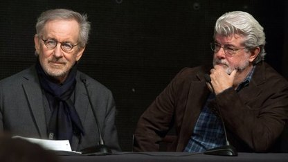 """TV Trends Web Review: Spielberg & Lucas: Hollywood doomed, """"Internet TV"""" the future 