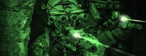 Night Vision Glasses Will Be Soon Replaced | Tech and Facts | Scoop.it