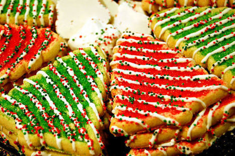 Christmas Cookies - Christmas Gifts   Christmas at home   Scoop.it