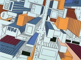 I corti animati (sperimentali) di Osamu Tezuka | Eightball | Scoop.it