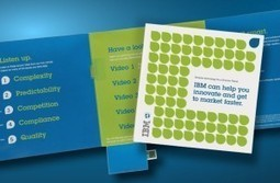 """Listen Up – Americhip Creates """"Aha"""" Moment for IBM's Direct Mailer - Americhip Blog 