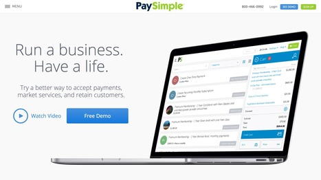 PaySimple Pulls in $115 Million | Payments 2.0 | Scoop.it