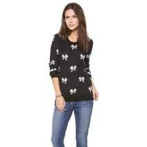 Joie Valera Intarsia Sweater | MARC NEW YORK BLACK CAP SLEEVE SWEETHEART NECK SHEATH DRESS | Scoop.it