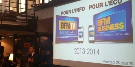 BFMTV s'oppose à l'arrivée de LCI sur la TNT gratuite | DocPresseESJ | Scoop.it