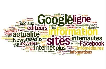 Les intermédiaires de l'information en ligne | DocPresseESJ | Scoop.it