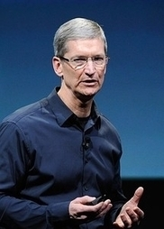 """Why Tim Cook's """"Level 5 Leadership"""" Might Not Be Enough To Secure Apple's ... - Forbes 
