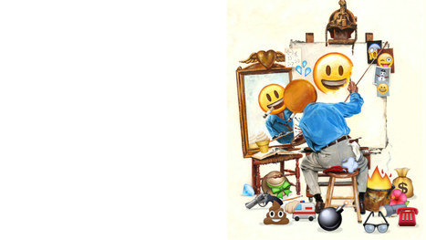 Smile, You're Speaking Emoji: The Rapid Evolution of a Wordless Tongue | Young Adult and Children's Stories | Scoop.it