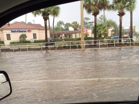 PHOTOS: Flooding on the Treasure Coast 2/28/15 | LibertyE Global Renaissance | Scoop.it