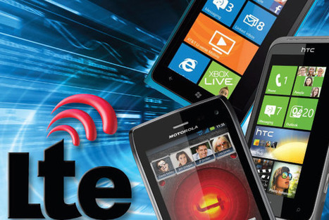 Two-thirds of the world's population will have LTE coverage by 2019 | TechHive | Mobile & Technology | Scoop.it