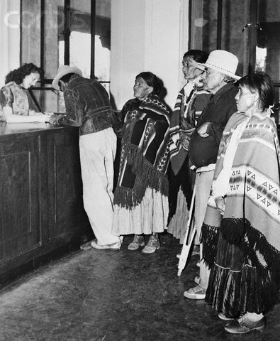 Native Americans Register To Vote (1946) | American History | Scoop.it