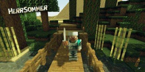 HerrSommer – Texture pour Minecraft 1.8.1/1.8/1.7.10/1.7.2/1.6.4 | Minecraft | Scoop.it