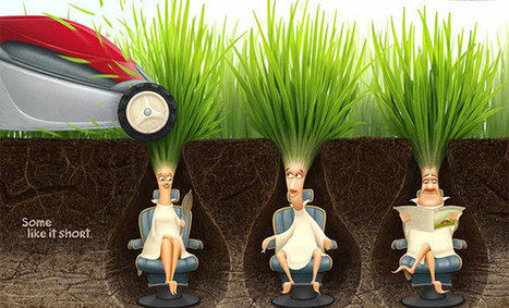 20 Humorous Print Ads | Marketing Sensorial | Scoop.it