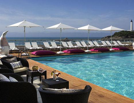 Sofitel Biarritz Le Miramar   Les plus beaux spas du monde   Scoop.it