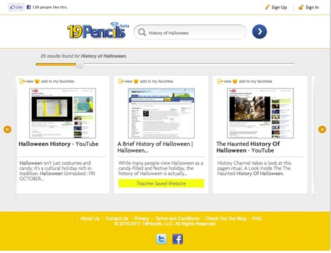 19Pencils: Quick and Easy Tools for Learning. Quizzes, Games, Websites and More! | Web 2.0 for K-8 Classrooms | Scoop.it