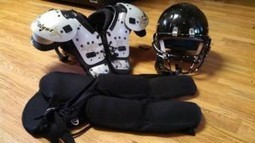 How to keep the football pads clean and free from bacteria?   Providing our services all over US   Scoop.it