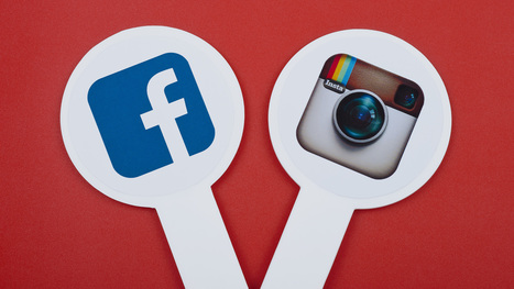 Where Instagram and Facebook advertising converge and where they differ | Social Media Marketing Strategies | Scoop.it