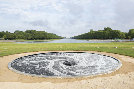 Anish Kapoor: Descension | Art Installations, Sculpture, Contemporary Art | Scoop.it