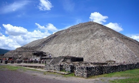 Long series of droughts doomed Mexican city 1,000 years ago - HeritageDaily - Heritage & Archaeology News   water   Scoop.it
