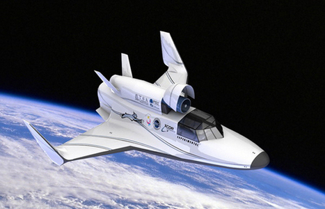 Lynx Space Plane Taking Off: Q&A with XCOR Aerospace CEO Jeff Greason | The NewSpace Daily | Scoop.it