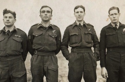 A WWII Bomber and Poet is Laid to Rest - Poetry Foundation | Human Writes | Scoop.it